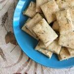 rosemary orange olive oil short bread cookies